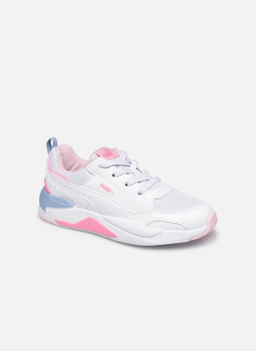Sneakers Puma X-Ray 2 Square K Wit detail