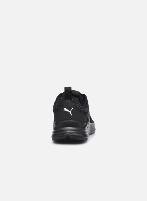 Sneakers Puma Wired Run K Zwart rechts