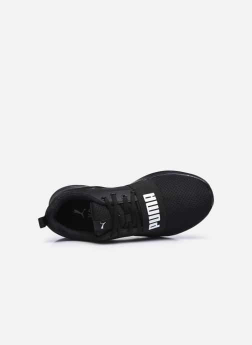 Sneakers Puma Wired Run K Zwart links