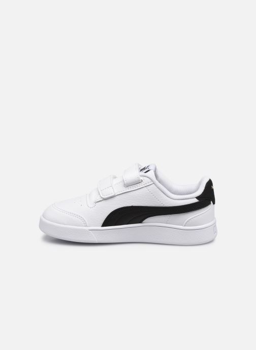 Sneakers Puma Shuffle K Bianco immagine frontale