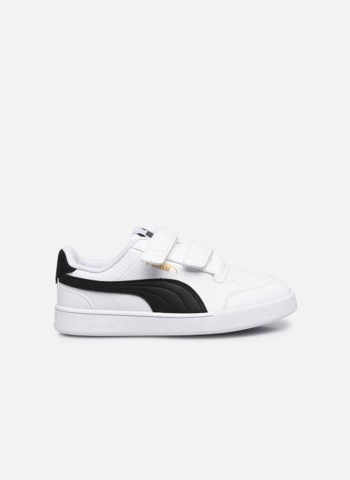 Sneakers Puma Shuffle K Bianco immagine posteriore