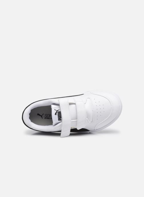 Sneakers Puma Shuffle K Bianco immagine sinistra