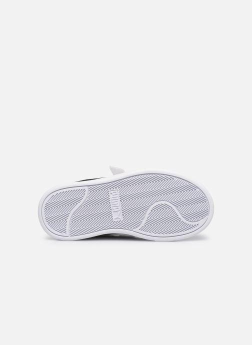 Sneakers Puma Shuffle K Bianco immagine dall'alto