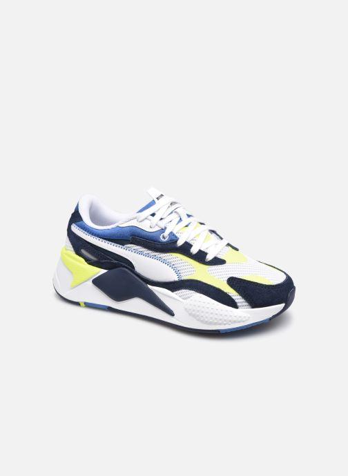 Sneakers Puma Rsx3 Twill Airmesh K Multicolor detail