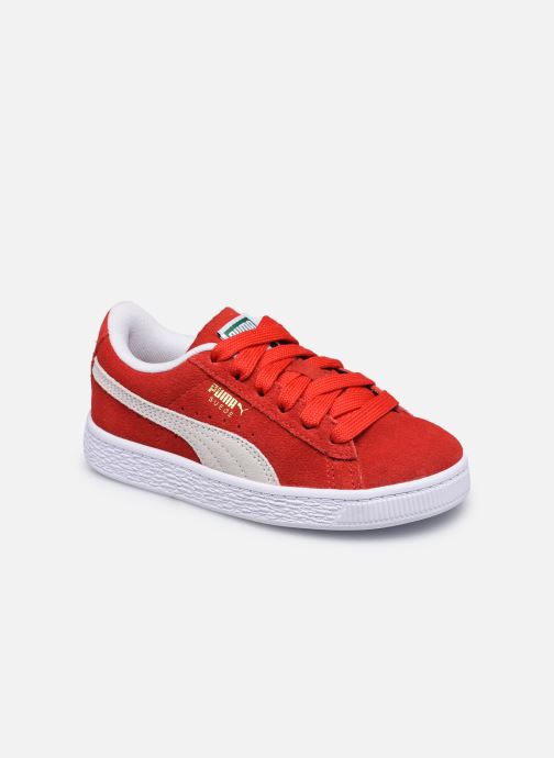 Sneakers Puma Suede Classic XXI K Rood detail