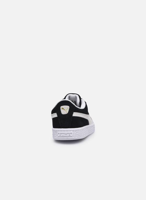 Sneaker Puma Suede Classic XXI K schwarz ansicht von rechts