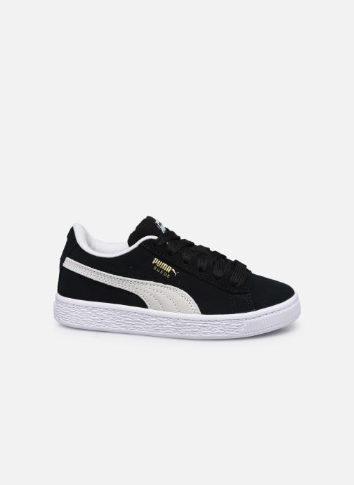 Sneaker Puma Suede Classic XXI K schwarz ansicht von hinten