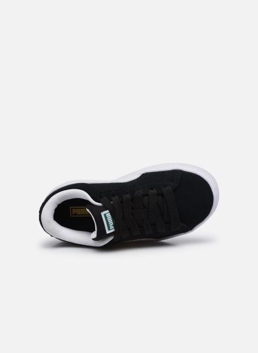 Sneaker Puma Suede Classic XXI K schwarz ansicht von links
