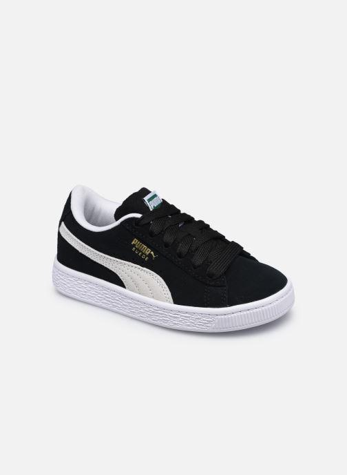 Sneakers Puma Suede Classic XXI K Zwart detail