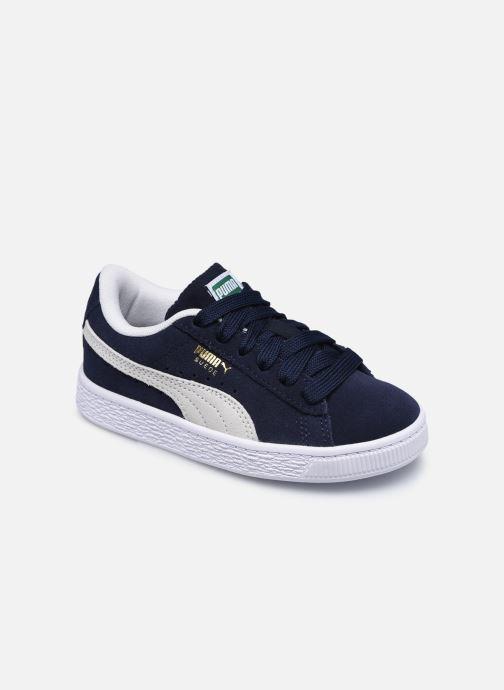 Sneakers Puma Suede Classic XXI K Blauw detail