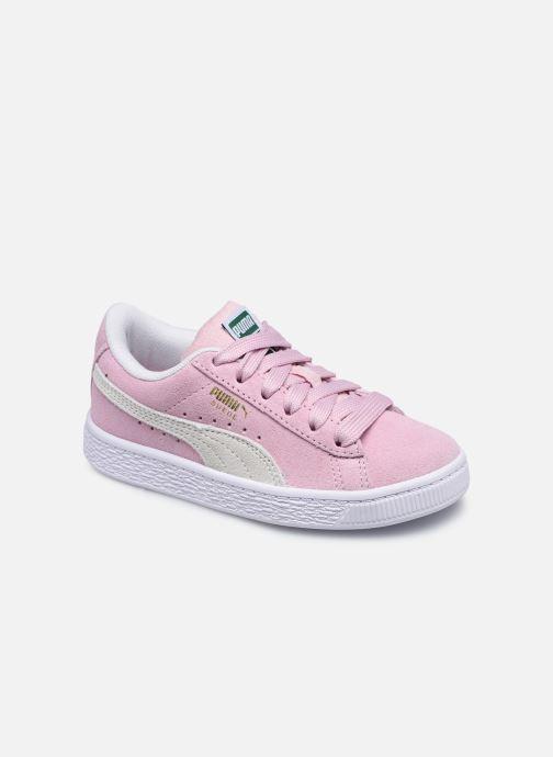 Sneakers Puma Suede Classic XXI K Roze detail