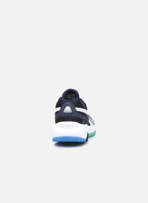 Baskets Reebok Lavante Terrain Bleu vue droite