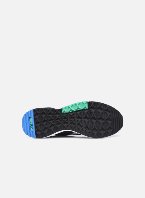 Baskets Reebok Lavante Terrain Bleu vue haut