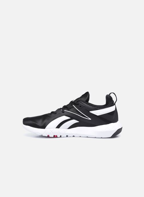 Baskets Reebok Mega Flexagon Noir vue face