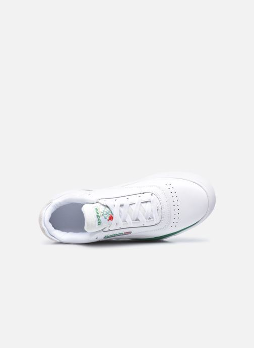 Sneakers Reebok Reebok Legacy Court W Bianco immagine sinistra