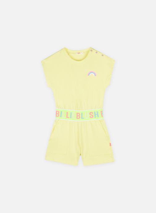 Vêtements Billieblush U14420 Jaune vue détail/paire