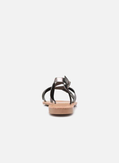 Sandali e scarpe aperte LPB -LES PETITES BOMBES BERREN Grigio immagine destra