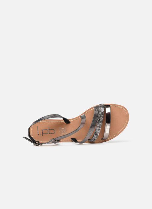 Sandali e scarpe aperte LPB -LES PETITES BOMBES BERREN Grigio immagine sinistra
