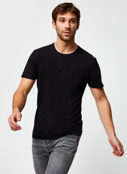Slhnewpima Ss O-Neck Tee B 3 Pack NOOS