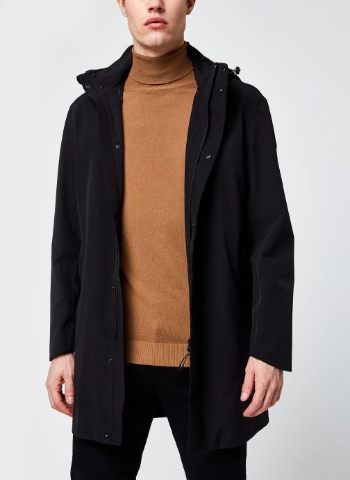 Vêtements Accessoires Manteau - Slhmarshall Hood Tech Coat G
