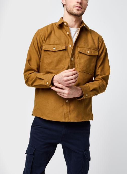 Vêtements Accessoires Slhloosetroy Shirtjacket Ls W