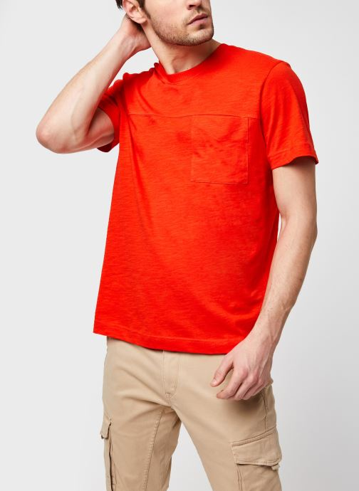 Vêtements Accessoires Slhregrick Ss O-Neck Tee W