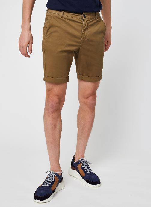 Vêtements Accessoires Slhstraight-Paris Shorts W Noos