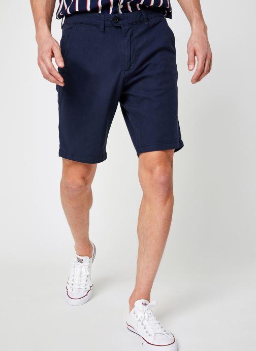 Slhmiles Flex Linen Shorts W