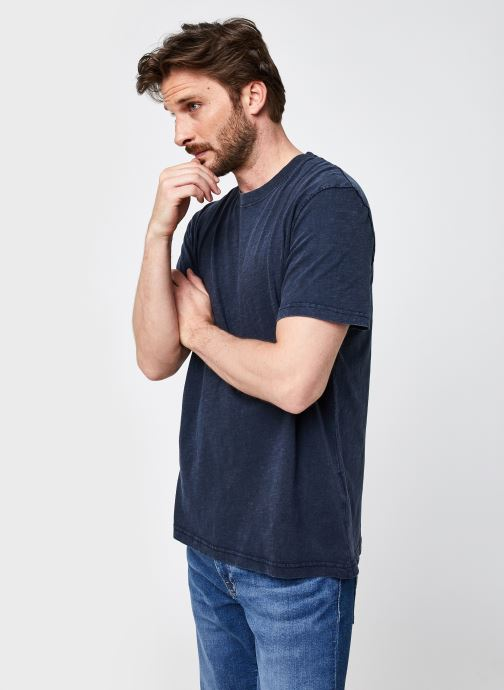 Vêtements Accessoires Slhrelaxherb Ss O-Neck Tee W