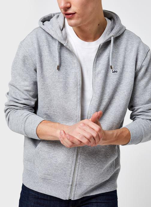 Tøj Accessories Sweatshirt hoodie - Basic Zip Through Hoddie