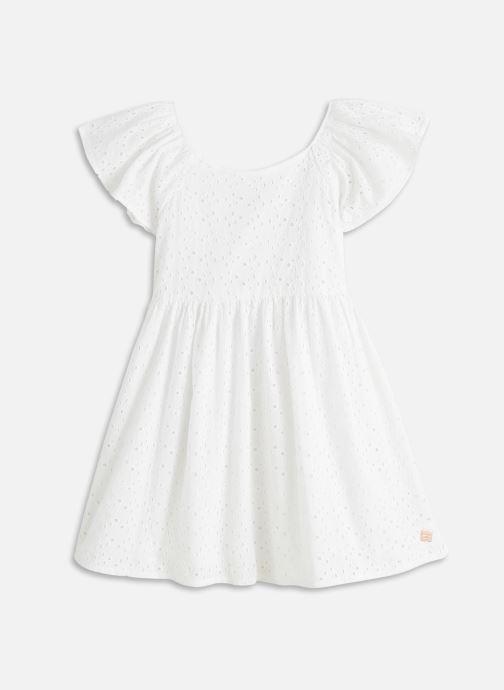 Vêtements Carrement Beau ROBE Blanc vue détail/paire