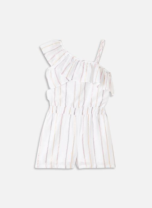 Vêtements Carrement Beau COMBINAISON COURTE Blanc vue bas / vue portée sac