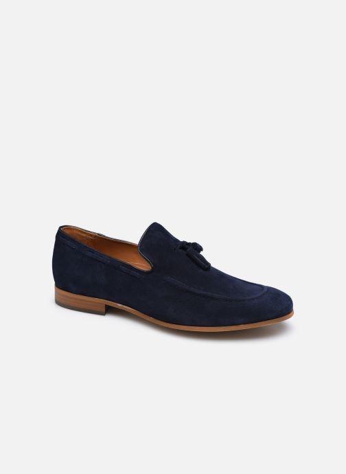 Slipper Marvin&Co NIKOU blau detaillierte ansicht/modell