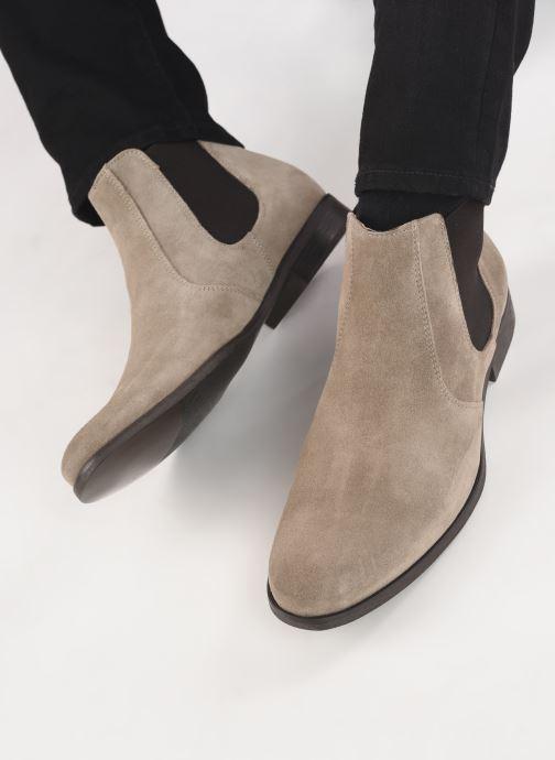 Boots en enkellaarsjes Marvin&Co NIKONA Beige onder