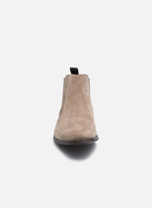 Boots en enkellaarsjes Marvin&Co NIKONA Beige model