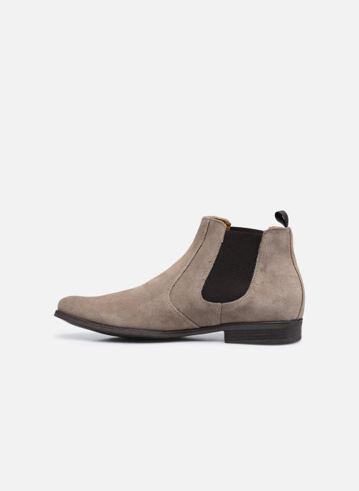 Boots en enkellaarsjes Marvin&Co NIKONA Beige voorkant