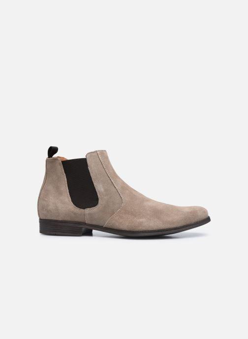 Boots en enkellaarsjes Marvin&Co NIKONA Beige achterkant