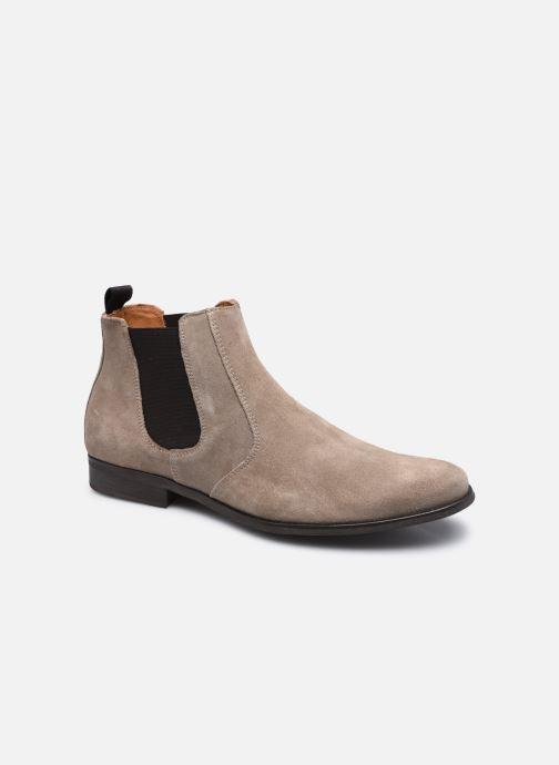 Bottines et boots Marvin&Co NIKONA Beige vue détail/paire