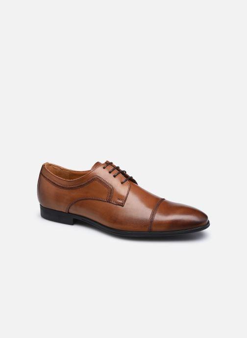 Chaussures à lacets Marvin&Co NISTICH Marron vue détail/paire