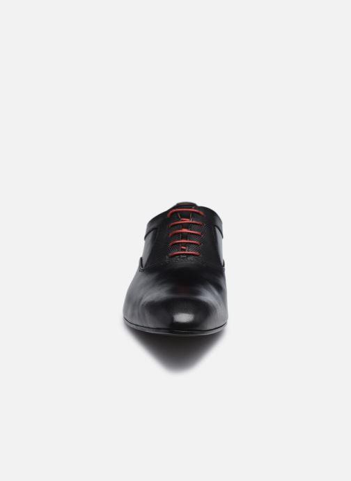 Scarpe con lacci Marvin&Co NIBRON Nero modello indossato