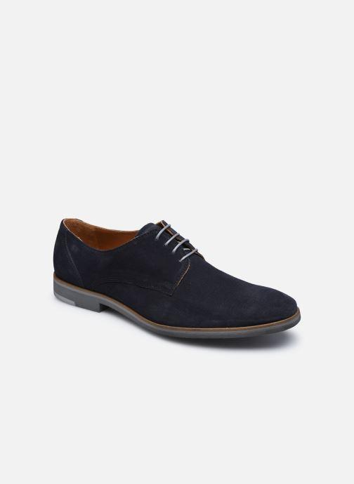 Chaussures à lacets Marvin&Co NIKROA Bleu vue détail/paire