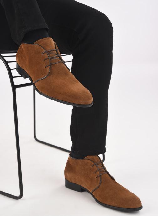 Boots en enkellaarsjes Marvin&Co NICRAW Bruin onder