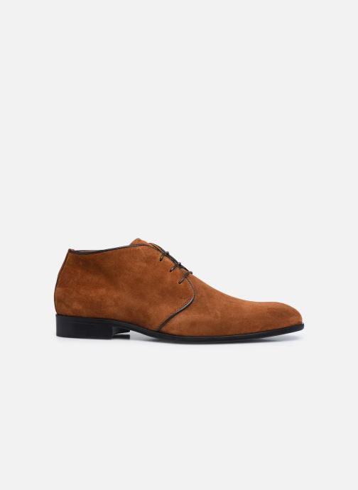 Boots en enkellaarsjes Marvin&Co NICRAW Bruin achterkant