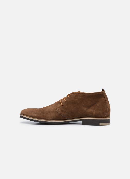 Boots en enkellaarsjes Marvin&Co NIKASUAL Beige voorkant