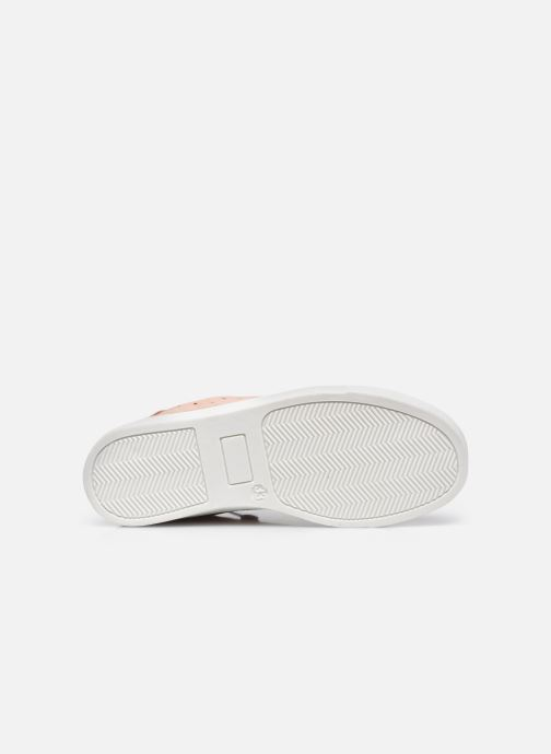 Baskets I Love Shoes THEROSIE Rose vue haut