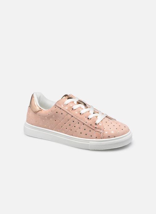 Baskets I Love Shoes THEROSIE Rose vue détail/paire