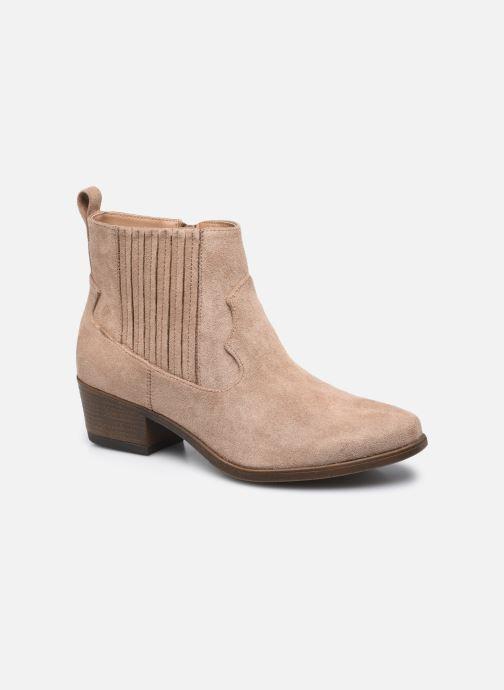 Boots en enkellaarsjes I Love Shoes THIPHANY Beige detail