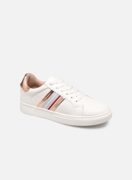 Deportivas I Love Shoes THEAL Blanco vista de detalle / par