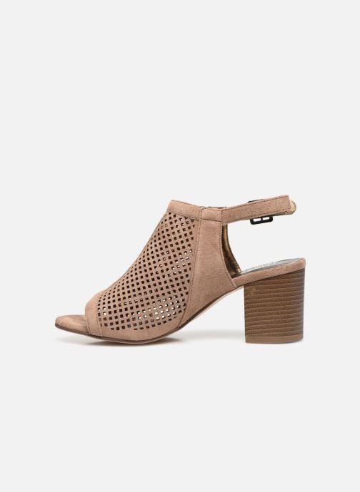 Stivaletti e tronchetti I Love Shoes THABATHA Beige immagine frontale