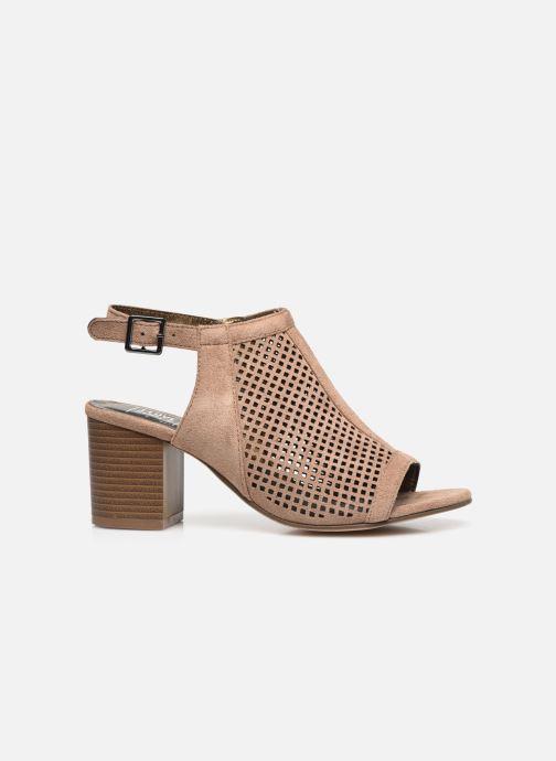 Stivaletti e tronchetti I Love Shoes THABATHA Beige immagine posteriore